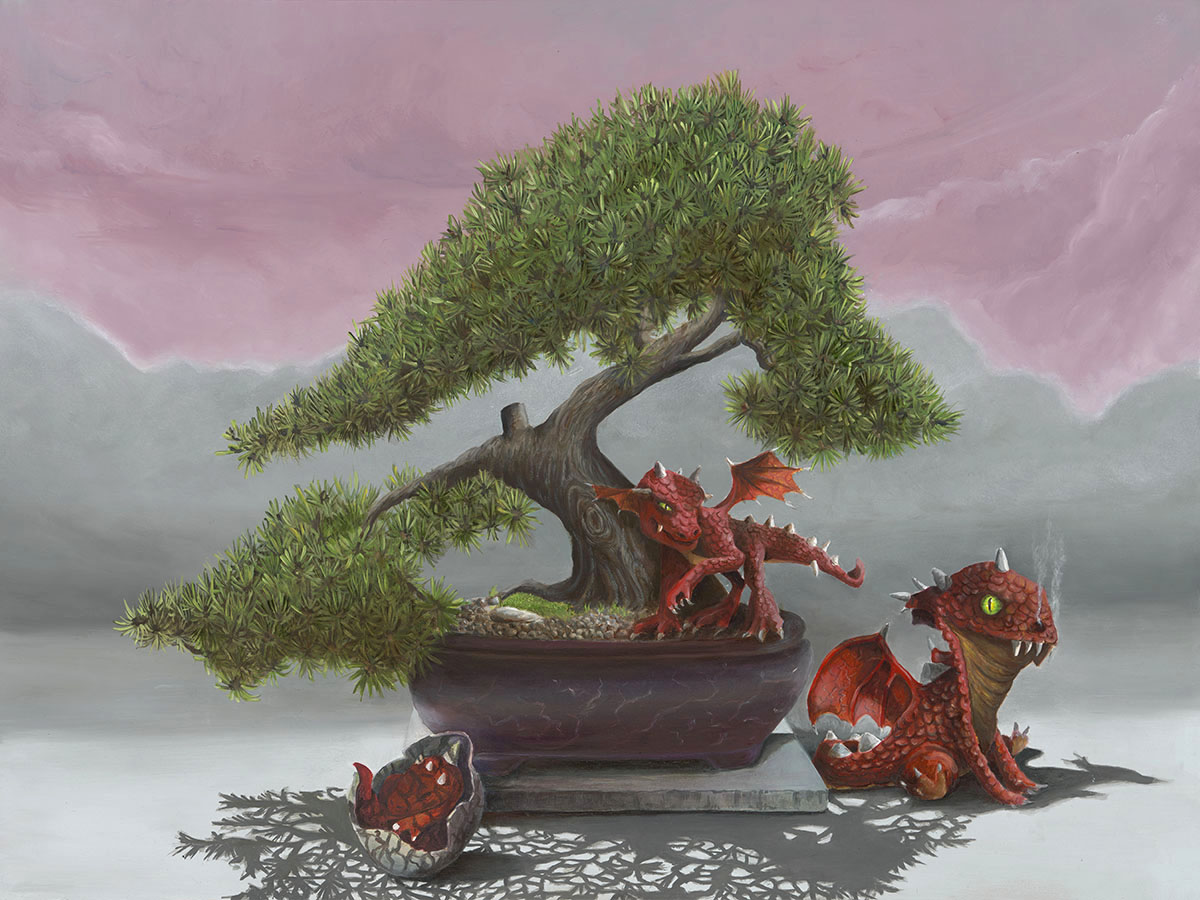 Bonsai and Dragons
