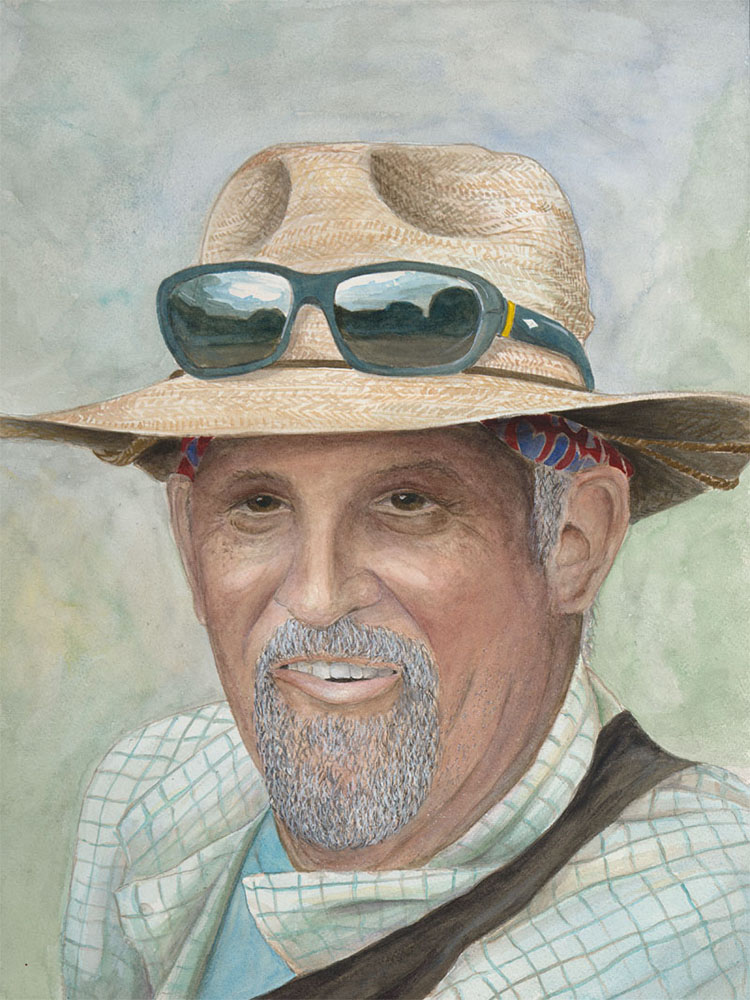 Portrait of Cliff