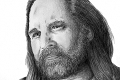 Laird, Pencil drawing